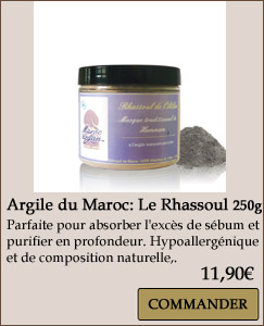le rhassoul ghassoul l 39 argile min rale naturelle blog maroc argan. Black Bedroom Furniture Sets. Home Design Ideas