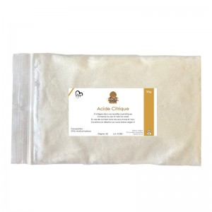 Acide citrique 50g
