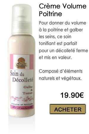 Crème Volume Poitrine